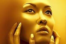Jaune / Yellow / by YFAFRETONGELE