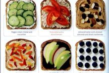 Let's do lunch! / Efficient and effective way to make lunch healthy and happy.