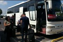 Antalya Airport special Groups-bus transfers to hotels / Antalya Airport special Groups-bus transfers to hotels