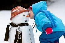 Neige  Hiver  / Snow Winter / by YFAFRETONGELE