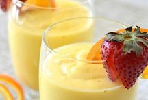 Smoothies! / Different Smoothies to get your health on track