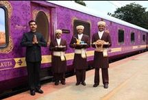 Indian Luxury Train Tour / Luxury trains are special trains designed specifically to offer elegant train ride, and evoke a strong sense of association as in history, heritage and decadence of a leisurely ride. Luxury train tour operates in several countries and offer a luxurious and comfortable traveling option to the luxury travelers. To know more information, log on to http://www.hltt.in/luxury-trains/