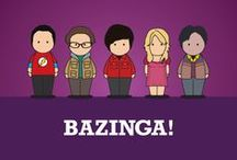 The Big Bang Theory / Getting my nerd on.