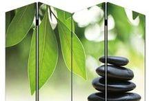 Wellness decoratie Ideeen / Inrichting Salon, Praktijk, Wellness of Yoga studio