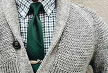 Knitting Inspiration [Men]