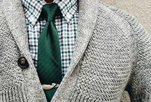 Knitting Inspiration [Men]