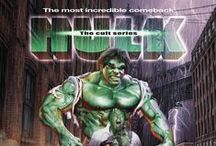 The Incredible Hulk / The Incredible Hulk L'Incroyable Hulk © Christophe HOULES, graphiste et illustrateur freelance