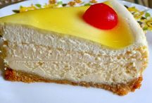Splendid desserts (too yummy to be sugar free) / Sugar free cheesecake