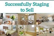 Property Staging / Tips & Ideas for increasing the saleability of your home