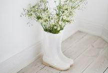 I love GREEN / Des plantes, des fleurs...