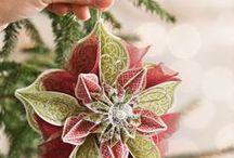 Weihnachten / Christmas decorations