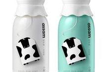 Напитки / Интересное оформление потребительских упаковок чая, кофе и других напитков.