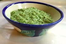 How to make nettle pesto / How to make nettle pesto, and why everyone should eat it. There. I should-ed on you. Although I usually don't tell people what to do, I urge everyone to eat nettle pesto.     Why?  Because nettles are so, so good for you, and because I think nettle pesto tastes better than traditional pesto made with basil. My kids agree.