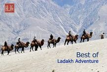 Ladakh Tourism / Known as the Little Tibet, Ladakh is the land of peaks and barren landscapes. To know more information log, on to: http://www.hltt.in/ladakh/