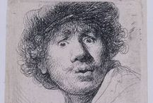 Self-Portraits / How Artists See Themselves Through the Ages