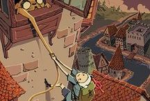 Adventure Time / Arts and FanArts