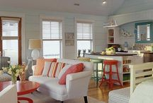 Cottage Ideas / by Leanne Smith