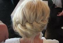 Hair Ideas / by Abigail Winters