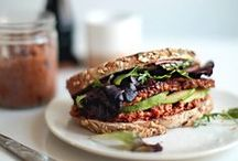 Vegan sandwiches a-go-go!