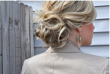 awesome hair ideas! / by Margo Herfel