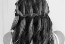 Luscious Locks / The hair is the richest ornament of women.  ~Martin Luther