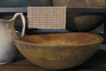 Dough Bowls and Trenchers / Wood bowls,Trenchers and more / by Yolanda Iding