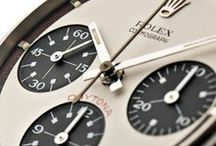 Watches / the finest watches, the most exquisite timepieces / by Delphin Alcais