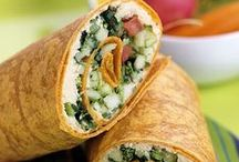 Vegetarian Recipes / Meatless recipes, vegetarian makeovers, snacks, treats, and great cooking tips.