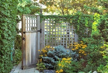 """Interior/Exterior / Interior/exterior sounds so detached, but describes what completes a home. If I were to ever build my own home these are the things I would consider incorporating in that process. Anyway, sounds better than """"Home and Garden;"""" to me that is. / by Alan"""