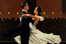 Artist Spotlight | Jack Vettriano Prints / Prints by Scottish artist, Jack Vettriano.