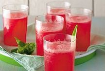 Healthy Summer Drinks / by Health magazine