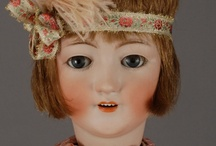 Antique Dolls and their Beautiful Clothes / by Donna Stevens