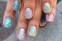 Make-Up and Nails / I love nail polish and makeup but rarely wear either.  / by Amber King