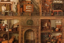 Miniatures and Dollhouses / by Donna Stevens