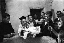 #SpanishVillage / 'Spanish Village' fue el nombre de un reportaje sobre la localidad cacereña de Deleitosa que realizó el fotógrafo W. Eugene Smith para Life Magazine a comienzos del verano de 1950. Fue publicado en el número del 9 de abril de 1951.