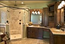 Bathroom Designs and Ideas / by Sharon White