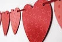 valentine's day. / by Kilah Deaver