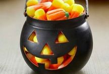 Healthy Halloween / Halloween Ideas: Candy alternatives, tricks for fun treats, cute party ideas for kids, and how to have a healthy Halloween with no sugar crash.