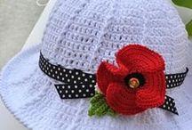 Crochet Hats / by Myrna Kelley