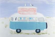 Art theme   Seaside / Seaside themed prints.