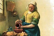 Artist Spotlight   Johannes Vemeer / 1632 - 1675