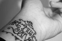 korey tattoo / by Katie Klimuszko