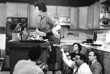 """#JuliaChildForever / """"... thinking back on it now reminds that the pleasures of the table, and of life, are infinite – toujours bon appétit!"""" / Julia Child (1912-2004)   @jigalle"""