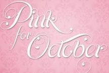 Breast Cancer Awareness / by Serena Adkins