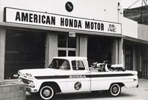 Honda History / Tributes and Tales of What Made Honda What it is Today  / by Middletown Honda