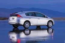 Honda Insight  / Offering Drivers an Impressive EPA-Estimated 44 MPG on the Highway and 41 MPG in the City, the Honda Insight is One of the Most Efficient Hybrids on the Roadways!  / by Middletown Honda