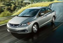2015 Honda Models / Information and Snapshots of the Latest Honda's Rolling Off the Assembly Line  / by Middletown Honda