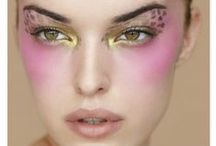 PINK & GOLD / by Serena Adkins