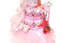 diaper cakes / by Sharon White