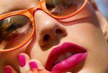 PINK/ORANGE / by Serena Adkins